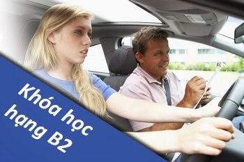 Học Bằng Lái Xe Ô Tô Hạng B2 Cấp Tốc Tại TPHCM Chất Lượng Nhất