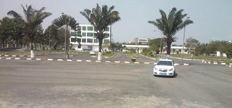 thuê xe tập lái quận Tân Phú