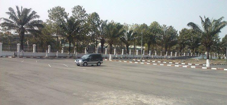 thuê xe tập lái quận Tân Bình