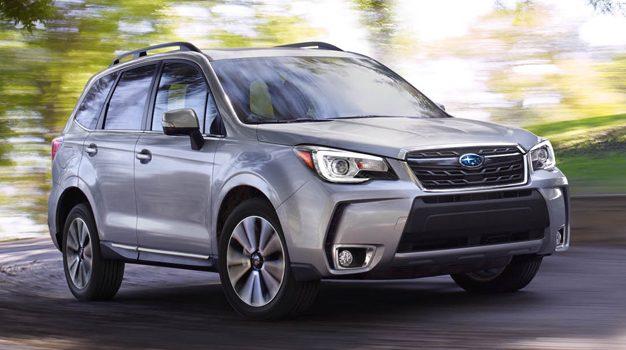 Subaru Forester 2017 Với Những Tính Năng Ưu Việt Mà Bạn Chưa Biết