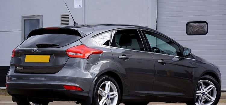 Xe Ford Focus 2016