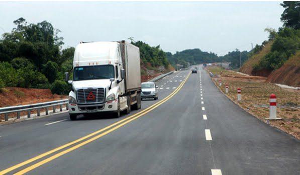 lái xe tải đường dài