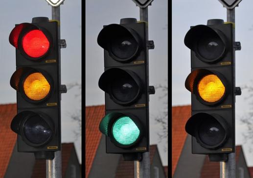 Kết quả hình ảnh cho Điều khiển tín hiệu giao thông