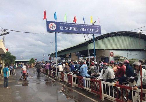 Giờ Hoạt Động Phà Cát Lái Kết Nối TpHCM – Đồng Nai