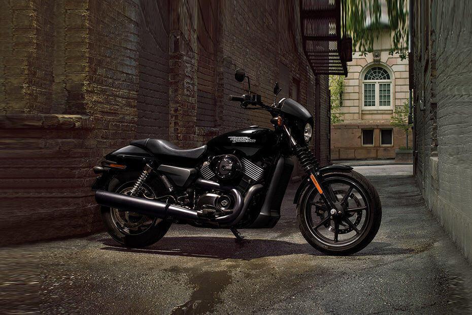 Harley Davidson Street 750 xe mô tô giá dưới 300 triệu