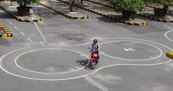 Chi Phí Khóa Học Bằng Lái Xe Máy TPHCM – Thi Bằng Lái Xe A1 TPHCM