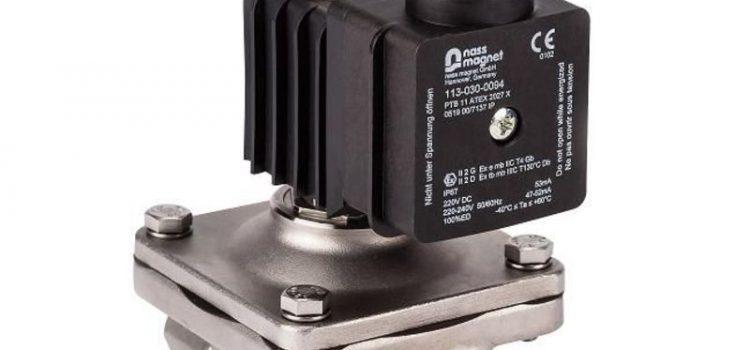 solenoid valve là gì