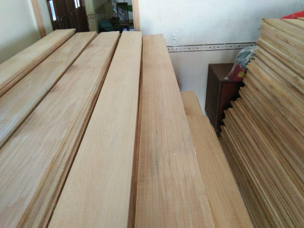 cách xử lý gỗ tươi