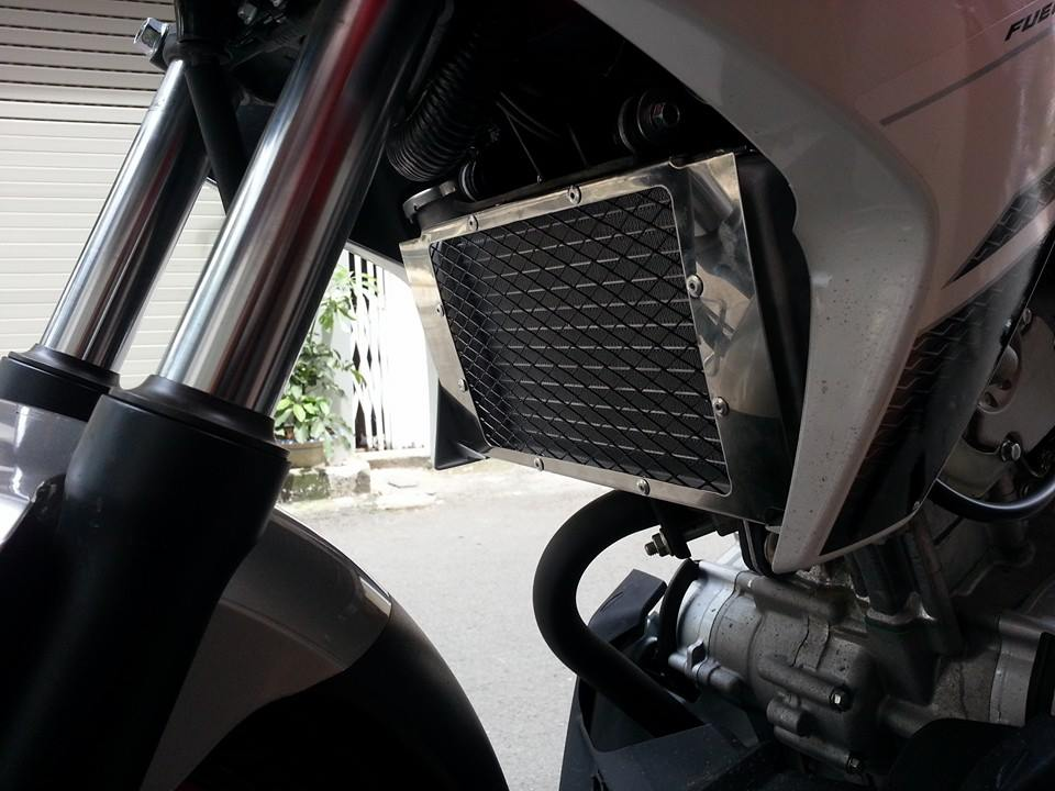 độ hệ thống làm mát cho xe máy