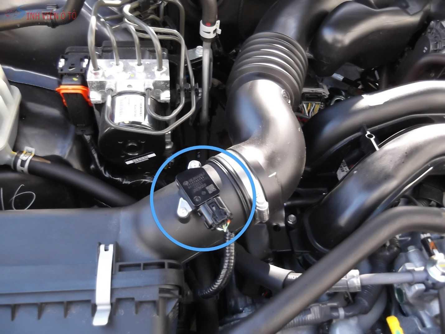 cảm biến nhiệt độ xe máy