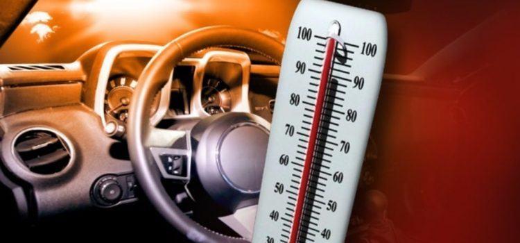 mẹo giúp hạ nhiệt xe ô tô nhanh nhất