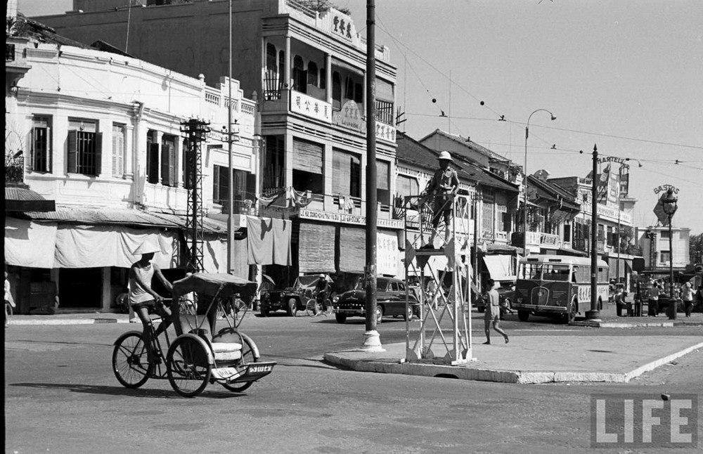 giao thông việt nam xưa và nay
