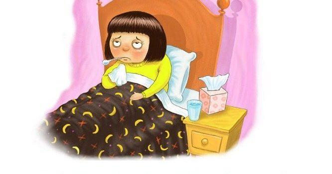 sick và ill