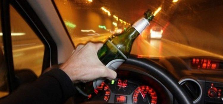 lệnh cấm lái xe khi uống rượu bia