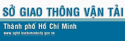 Sở giao thông vận tải TPHCM