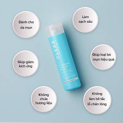 Paula's Choice CLEAR Regular Strength Anti Redness Exfoliating Solution With 2% Salicylic Acid